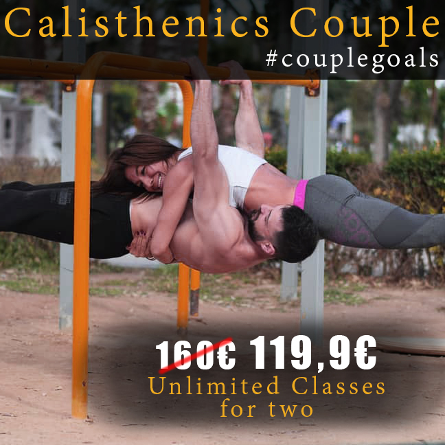 calisthenics couple product